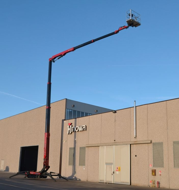 Hinowa Lightlift 33.17 Performance IIIS aussenbereich
