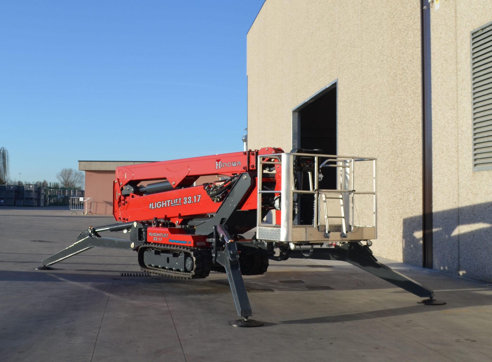 Hinowa Lightlift 33.17 Performance IIIS kompakt